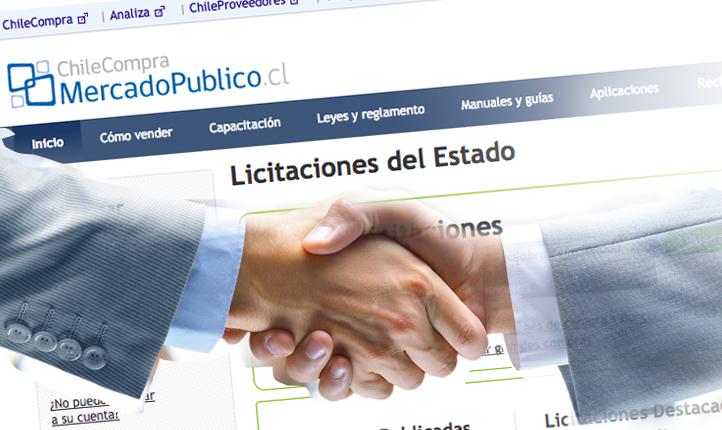 Licitaciones públicas en CHILE